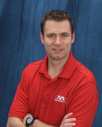 Chiropractor Paul Price headshot